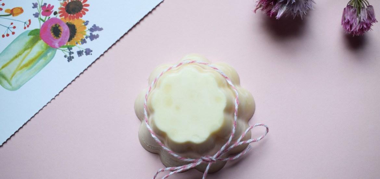 Image recette beurre nourrissant solide