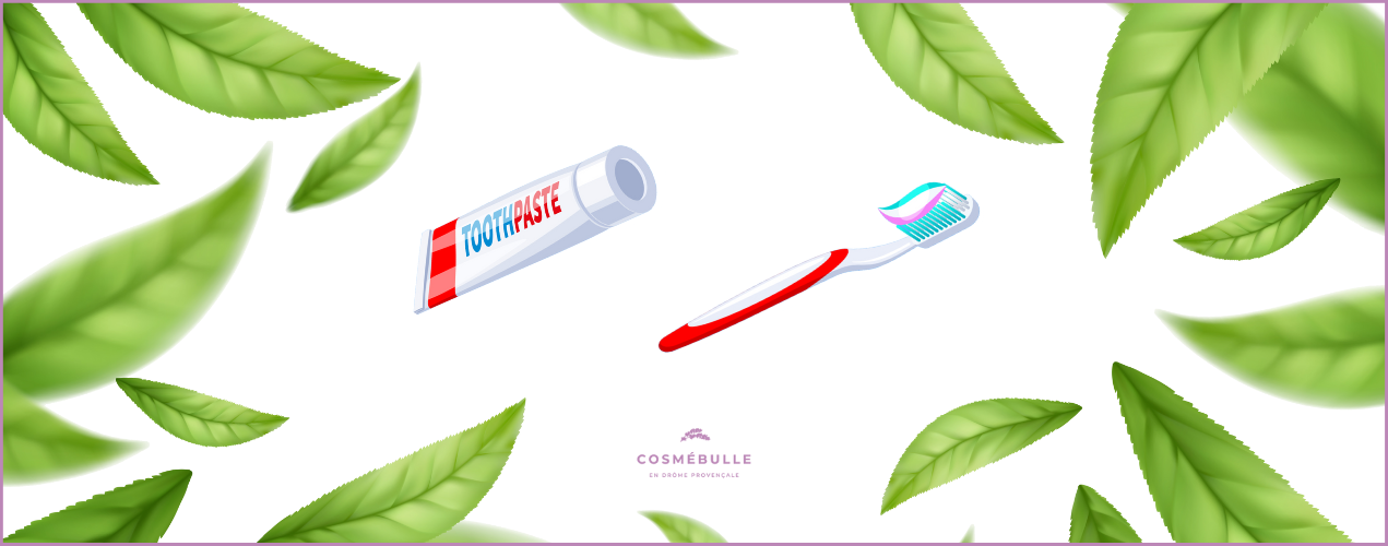 Image article dentifrice